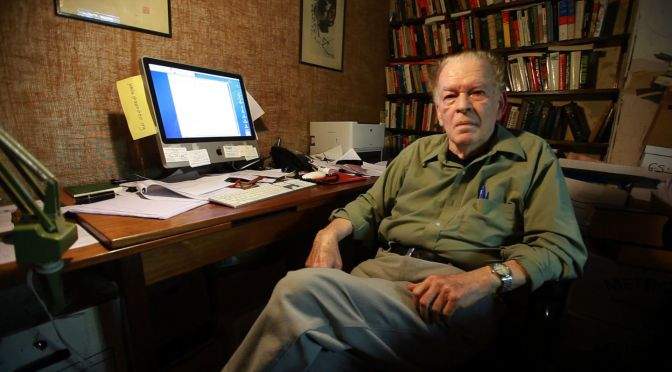 Gene Sharp on non-violent action